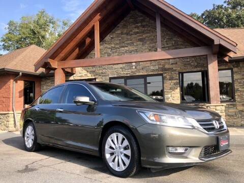2013 Honda Accord for sale at Auto Solutions in Maryville TN