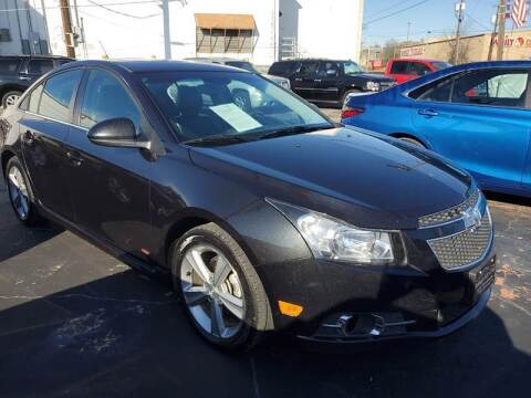 2014 Chevrolet Cruze for sale at Rutledge Auto Group in Palestine TX