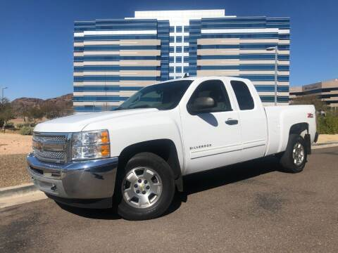 2013 Chevrolet Silverado 1500 for sale at Day & Night Truck Sales in Tempe AZ