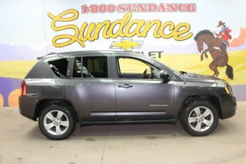 2016 Jeep Compass for sale at Sundance Chevrolet in Grand Ledge MI