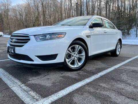 2017 Ford Taurus for sale at Lifetime Automotive LLC in Middletown OH