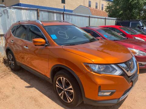 2019 Nissan Rogue for sale at Street Smart Auto Brokers in Colorado Springs CO