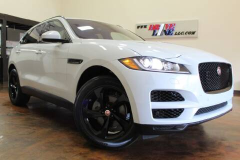 2020 Jaguar F-PACE for sale at Driveline LLC in Jacksonville FL