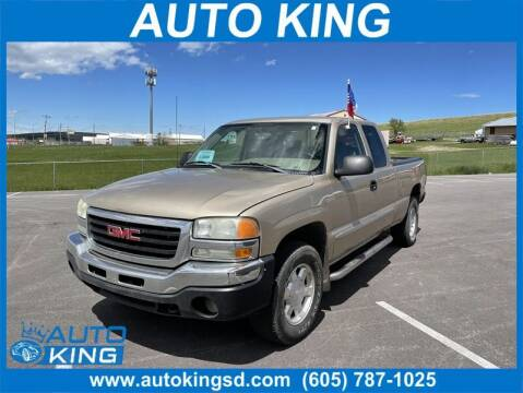 2004 GMC Sierra 1500 for sale at Auto King in Rapid City SD