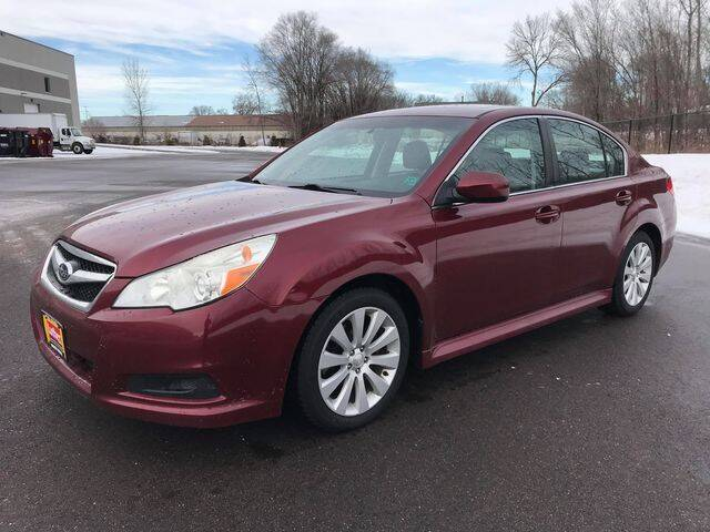 2011 Subaru Legacy for sale at Angies Auto Sales LLC in Newport MN
