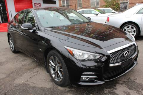 2017 Infiniti Q50 for sale at LIBERTY AUTOLAND INC - LIBERTY AUTOLAND II INC in Queens Villiage NY