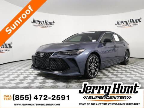 2019 Toyota Avalon for sale at Jerry Hunt Supercenter in Lexington NC