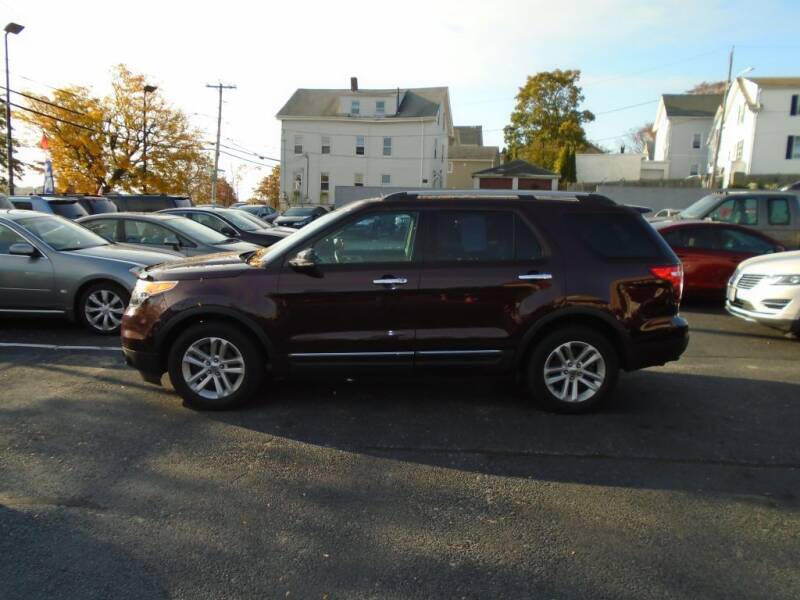 2011 Ford Explorer for sale at Gemini Auto Sales in Providence RI