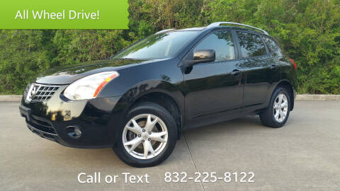 2008 Nissan Rogue for sale at Houston Auto Preowned in Houston TX