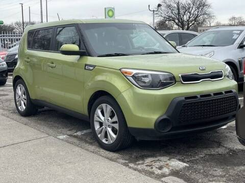 2015 Kia Soul for sale at SOUTHFIELD QUALITY CARS in Detroit MI