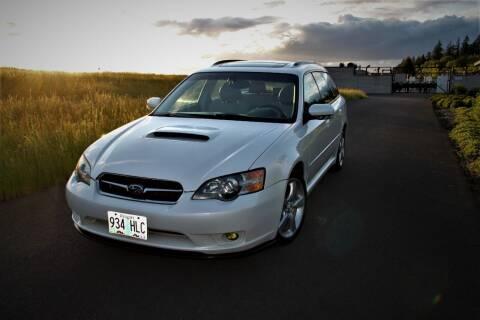 2005 Subaru Legacy for sale at Accolade Auto in Hillsboro OR