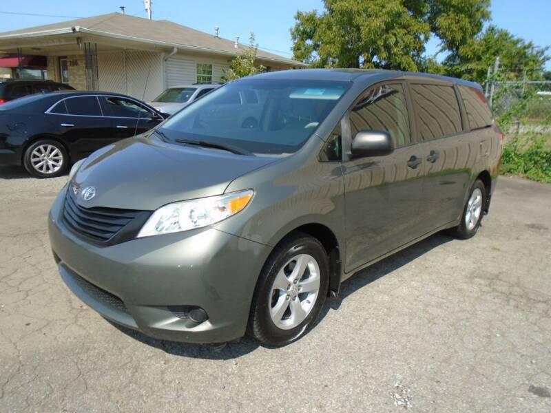 2012 Toyota Sienna for sale at H & R AUTO SALES in Conway AR