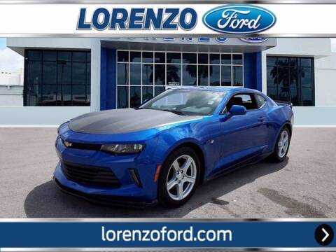 2017 Chevrolet Camaro for sale at Lorenzo Ford in Homestead FL
