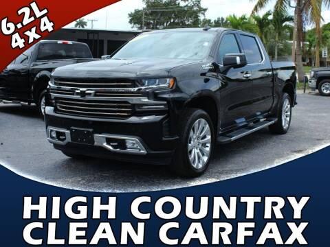 2020 Chevrolet Silverado 1500 for sale at Palm Beach Auto Wholesale in Lake Park FL