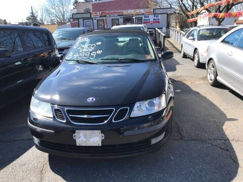 2006 Saab 9-3 for sale at Chambers Auto Sales LLC in Trenton NJ