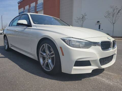 2013 BMW 3 Series for sale at ELAN AUTOMOTIVE GROUP in Buford GA