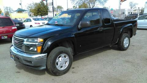 2007 GMC Canyon for sale at Larry's Auto Sales Inc. in Fresno CA