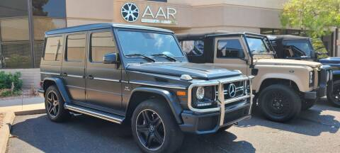 2018 Mercedes-Benz G-Class for sale at Arizona Auto Resource in Tempe AZ