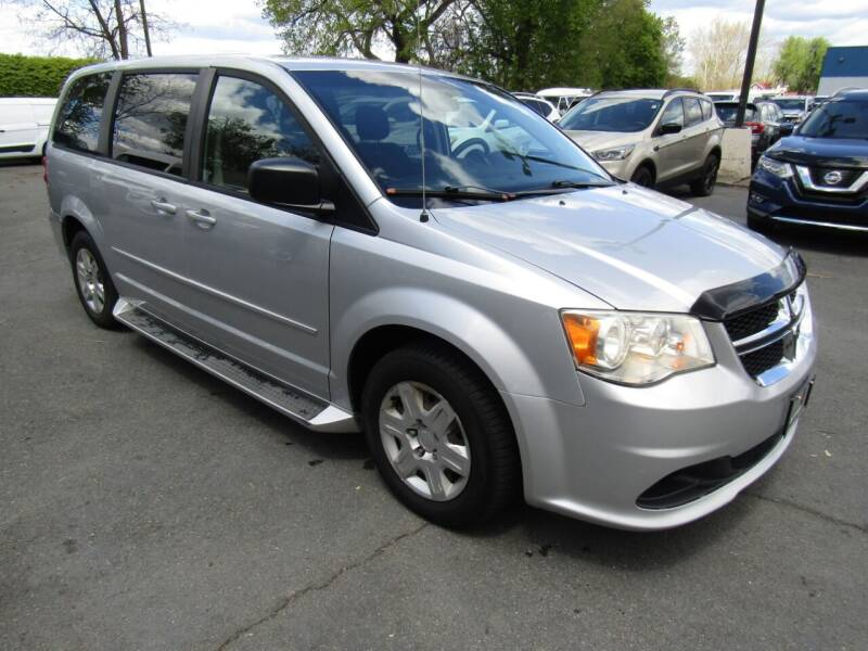 2012 Dodge Grand Caravan for sale at 2010 Auto Sales in Troy NY