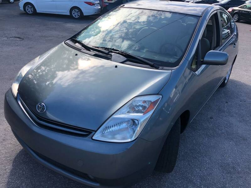 2005 Toyota Prius for sale at Atlantic Auto Sales in Garner NC