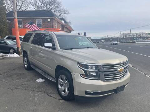 2015 Chevrolet Suburban for sale at Bloomingdale Auto Group in Bloomingdale NJ