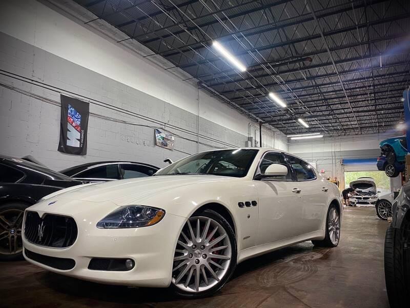 2011 Maserati Quattroporte for sale at FALCON AUTO BROKERS LLC in Orlando FL