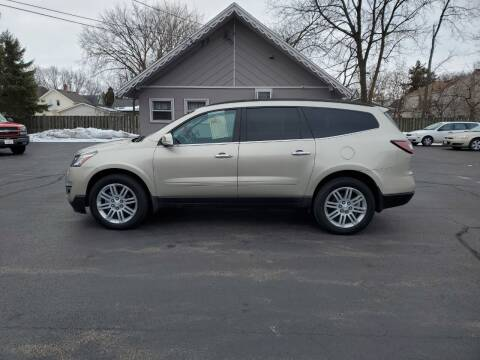 2013 Chevrolet Traverse for sale at Deals on Wheels in Oshkosh WI