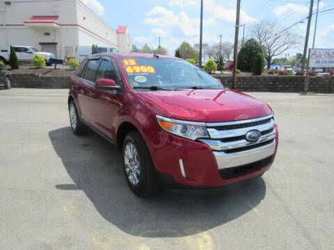 2013 Ford Edge for sale at Auto Bella Inc. in Clayton NC