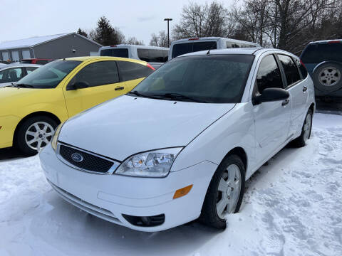 2006 Ford Focus for sale at Blake Hollenbeck Auto Sales in Greenville MI