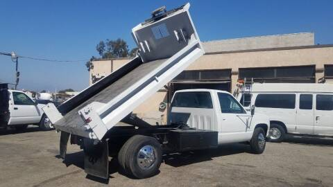 1990 Chevrolet C/K 3500 Series, 106K for sale at Vehicle Center in Rosemead CA