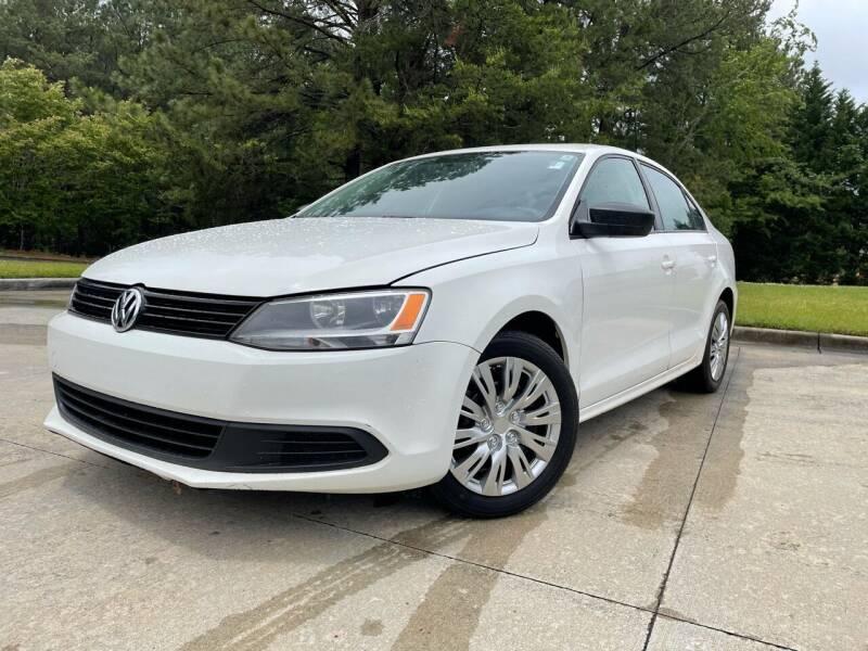 2012 Volkswagen Jetta for sale at el camino auto sales - Global Imports Auto Sales in Buford GA