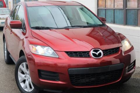 2007 Mazda CX-7 for sale at JT AUTO in Parma OH