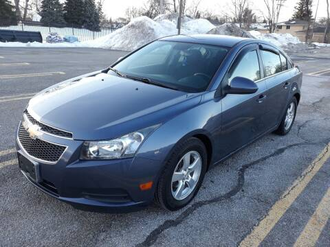 2014 Chevrolet Cruze for sale at Select Auto Brokers in Webster NY