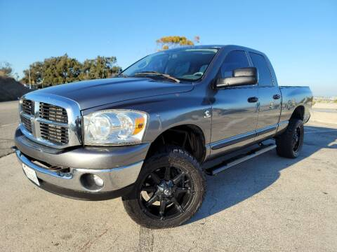 2007 Dodge Ram Pickup 2500 for sale at L.A. Vice Motors in San Pedro CA