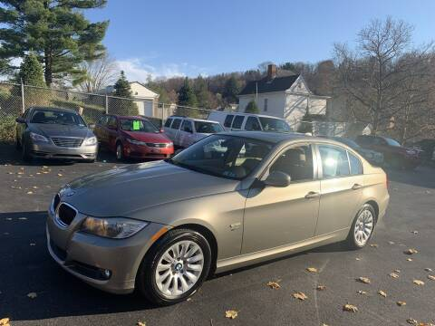 2009 BMW 3 Series for sale at Premiere Auto Sales in Washington PA