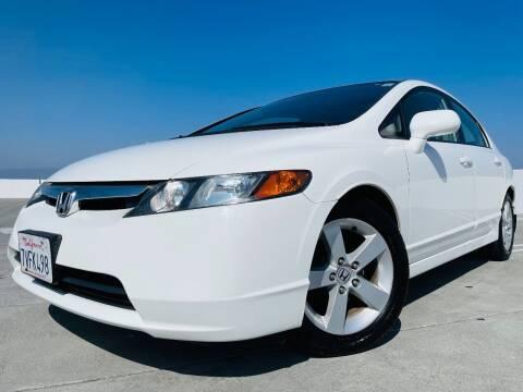 2007 Honda Civic for sale at Empire Auto Sales in San Jose CA