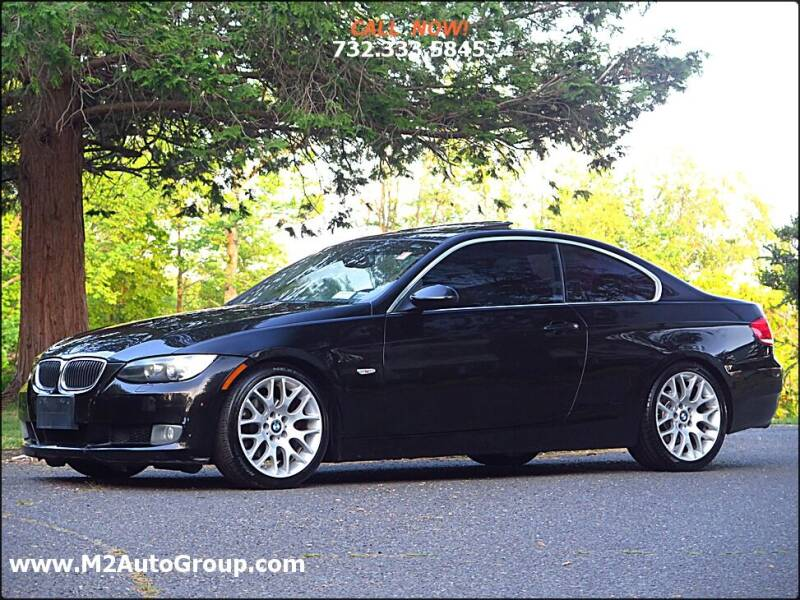 2008 BMW 3 Series for sale at M2 Auto Group Llc. EAST BRUNSWICK in East Brunswick NJ