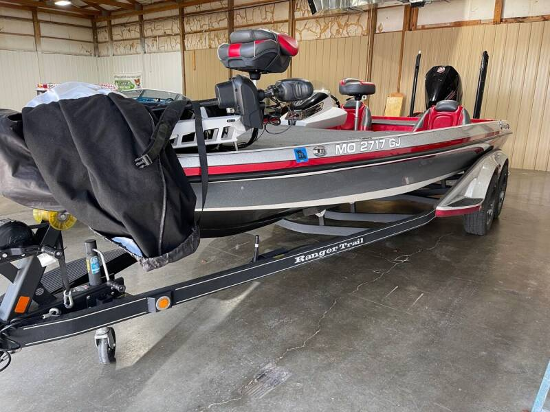 2018 Ranger 521c for sale at Mel's Motors in Nixa MO