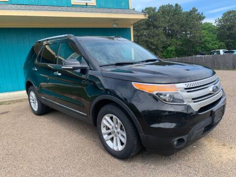 2014 Ford Explorer for sale at Mutual Motors in Hyannis MA