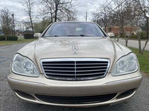 2003 Mercedes-Benz S-Class for sale at Affordable Dream Cars in Lake City GA