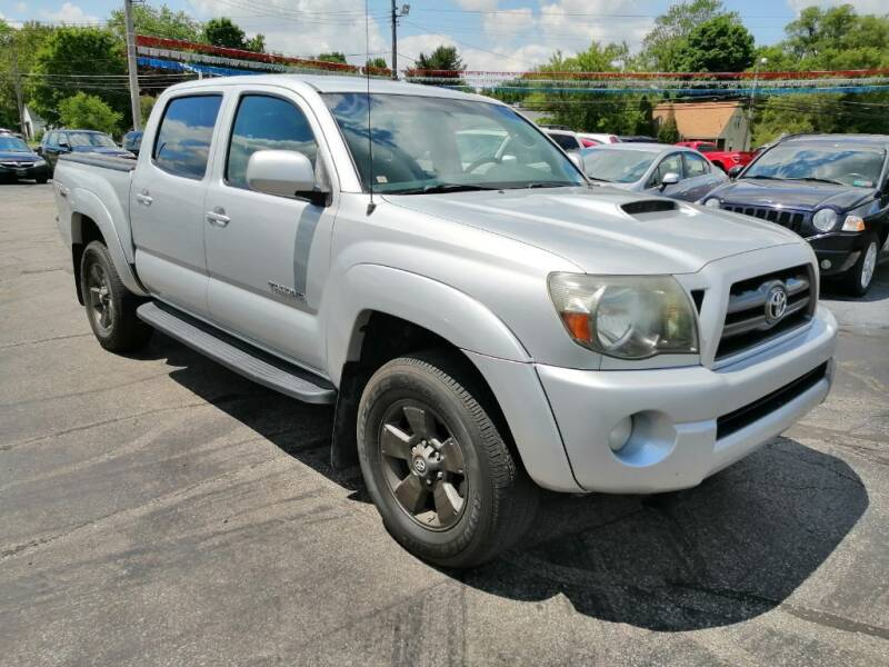 2009 Toyota Tacoma for sale at KRIS RADIO QUALITY KARS INC in Mansfield OH