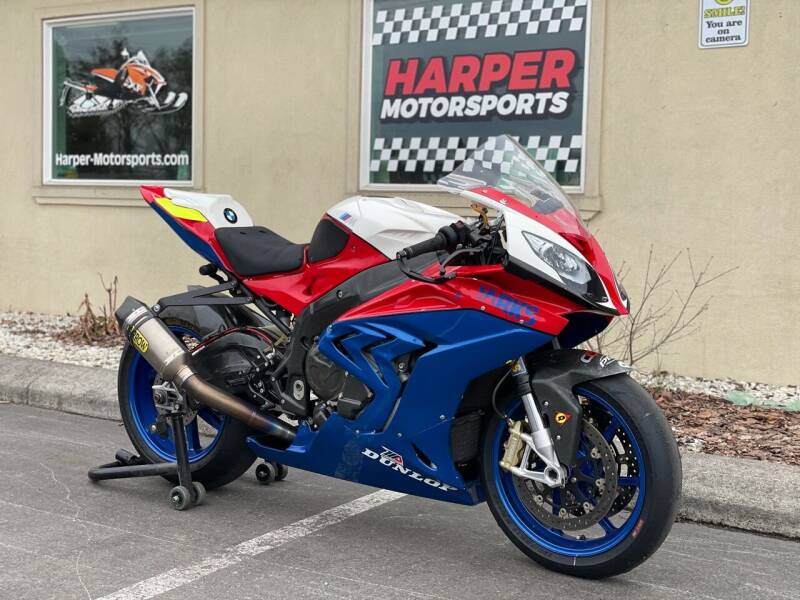2015 BMW S1000RR for sale at Harper Motorsports-Powersports in Post Falls ID