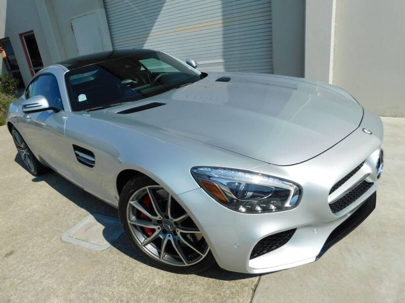 2016 Mercedes-Benz AMG GT for sale at Conti Auto Sales Inc in Burlingame CA