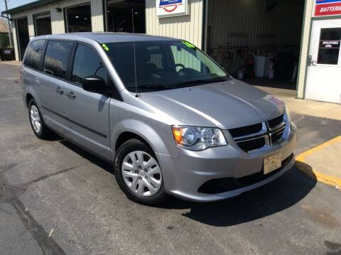 2016 Dodge Grand Caravan for sale at TRI-STATE AUTO OUTLET CORP in Hokah MN