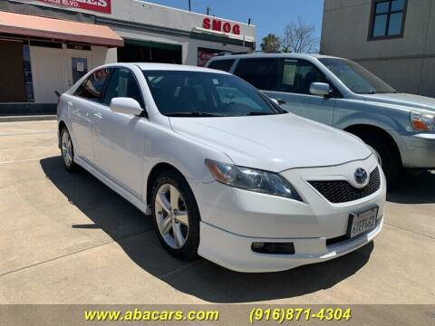 2009 Toyota Camry for sale at About New Auto Sales in Lincoln CA