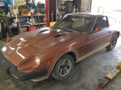 1981 Datsun 280ZX for sale at Classic Car Deals in Cadillac MI