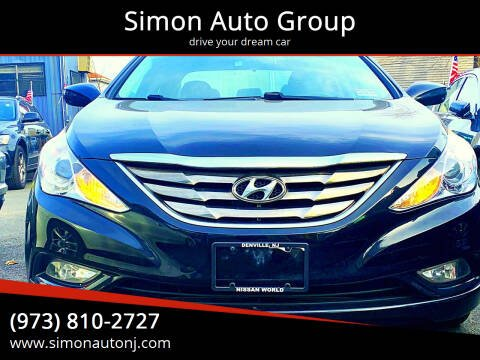 2012 Hyundai Sonata for sale at Simon Auto Group in Newark NJ