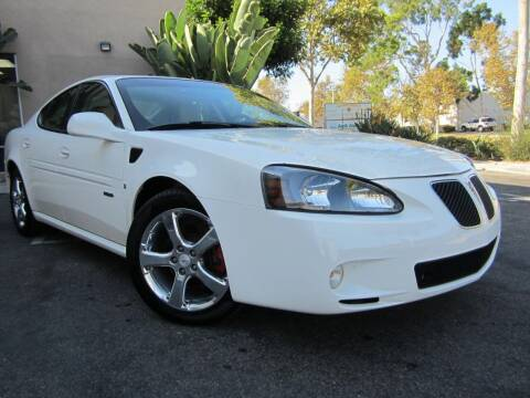 2007 Pontiac Grand Prix for sale at ORANGE COUNTY AUTO WHOLESALE in Irvine CA