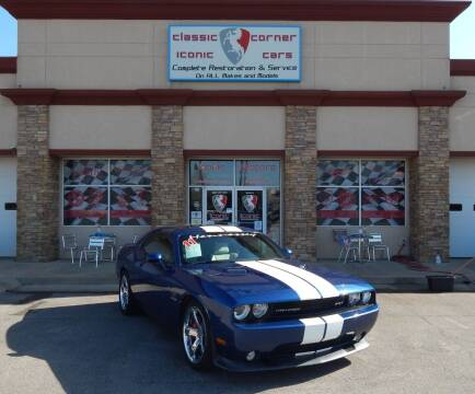 2011 Dodge Challenger for sale at Iconic Motors of Oklahoma City, LLC in Oklahoma City OK