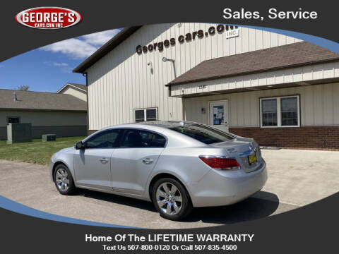 2010 Buick LaCrosse for sale at GEORGE'S CARS.COM INC in Waseca MN